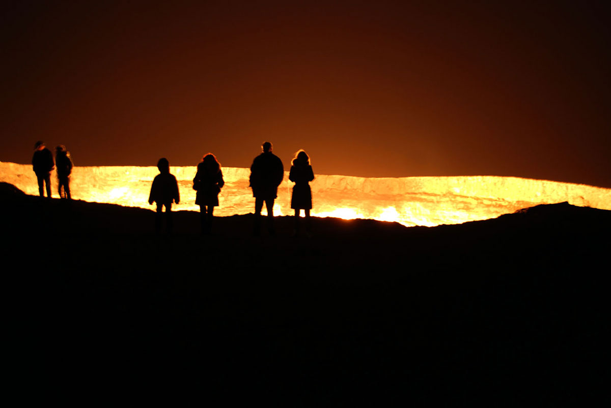 Каракумы: неистощимые ресурсы пустыни