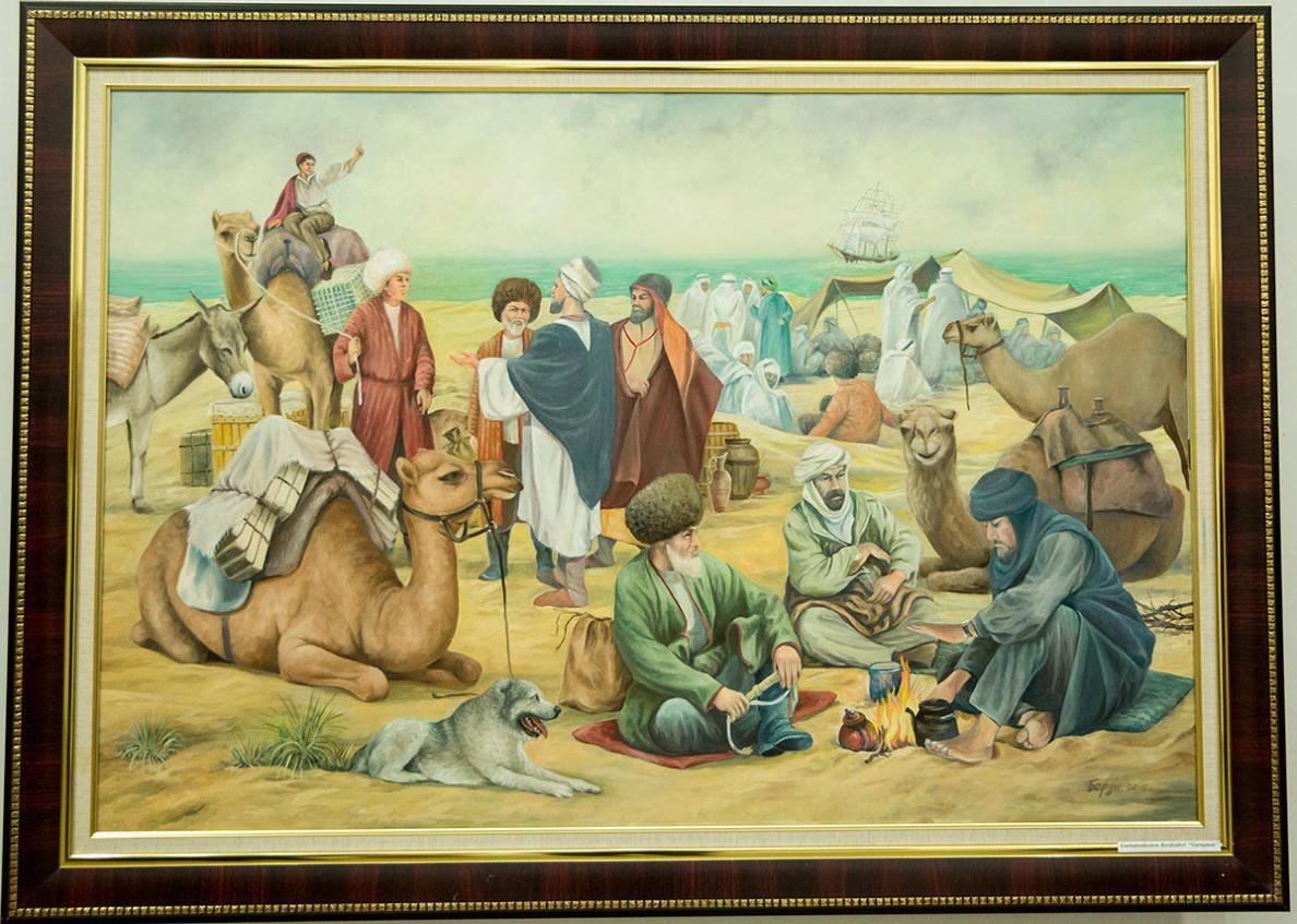 Türkmenistanyň Bitaraplygynyň halkara derejesine – 25 ýyl!