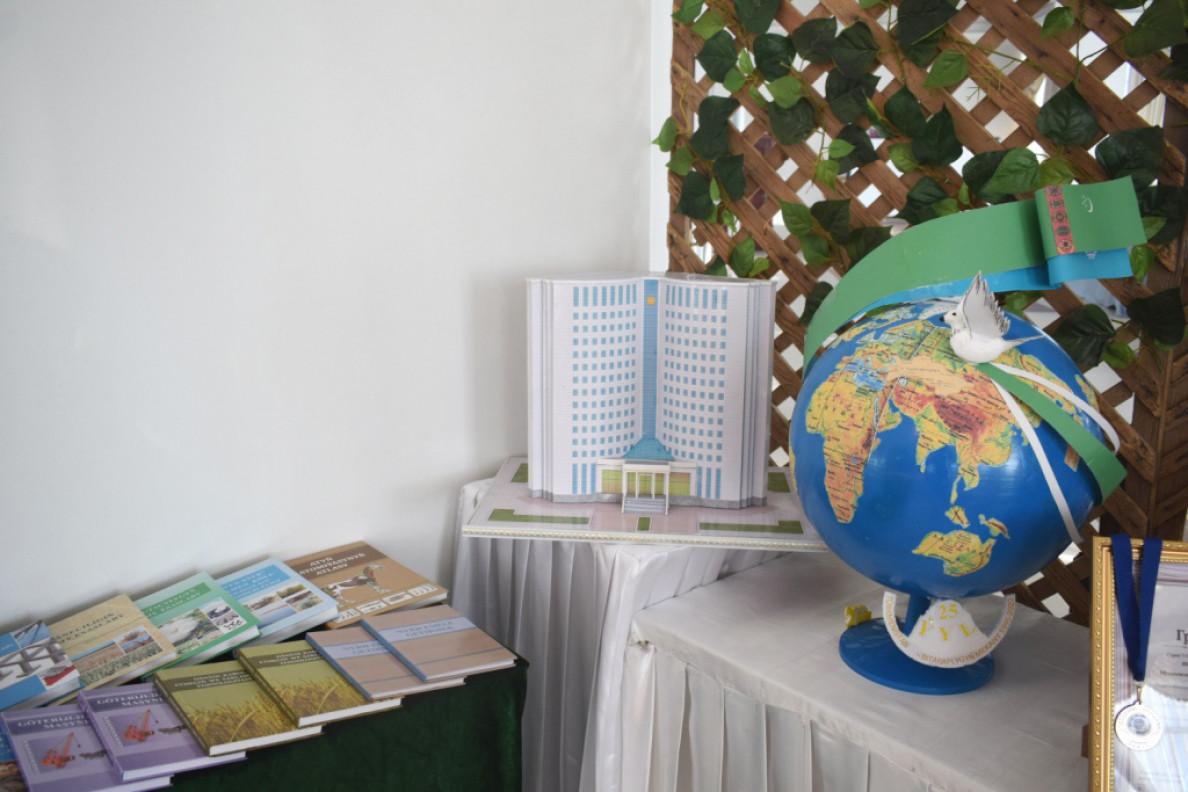 Türkmenistanyň bitaraplygynyň 25 ýyllygyna bagyşlanýar